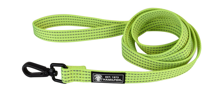 High Visibility Single Thick Leash, Reflective
