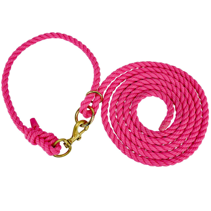 Poly Rope Lead with Snap - Lead - Hamilton - Miracle Corp