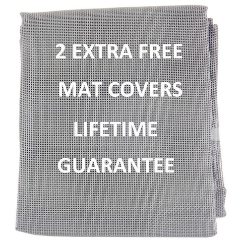 Elevated Dog Bed Medium 110x75cm Lifetime Guarantee