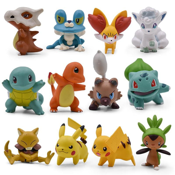 Pokemon Action Figuren die begeistern