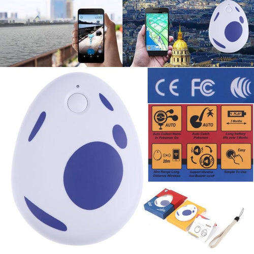 Pokemon Go Pocket Egg mit Autocatch (Go Plus / Go-Tcha Alternative) kaufen