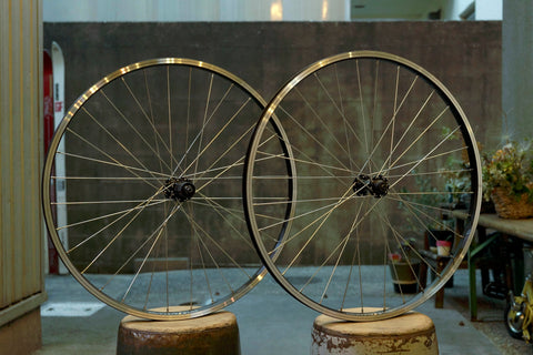 CULTURE CLUB Hand Build Wheel 「CC-M26-001」