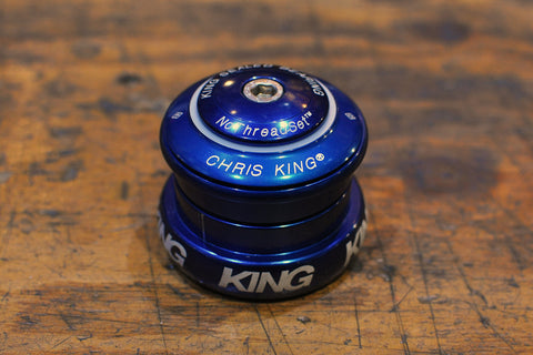 CHRIS KING Inset8 NoThreadSet™ Navy