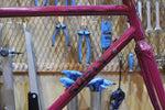 SURLY Disc Trucker  Frame Set KYUTAI PAINT Velvet Violet Size 50