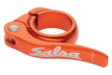SALSA CYCLES Flip-Lock Seat Clamp(30.0mm / Orange)