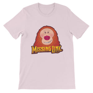 Missing Link Unisex Short Sleeve T-shirt