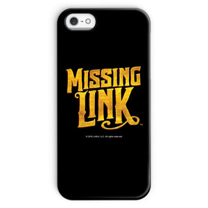 Missing Link Phone Case
