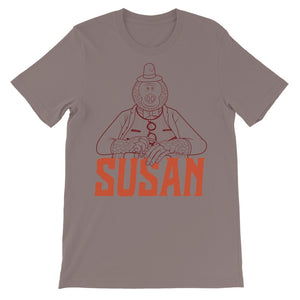 Susan Unisex Short Sleeve T-shirt