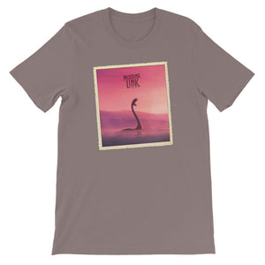 Nessie Photo Unisex Short Sleeve T-shirt