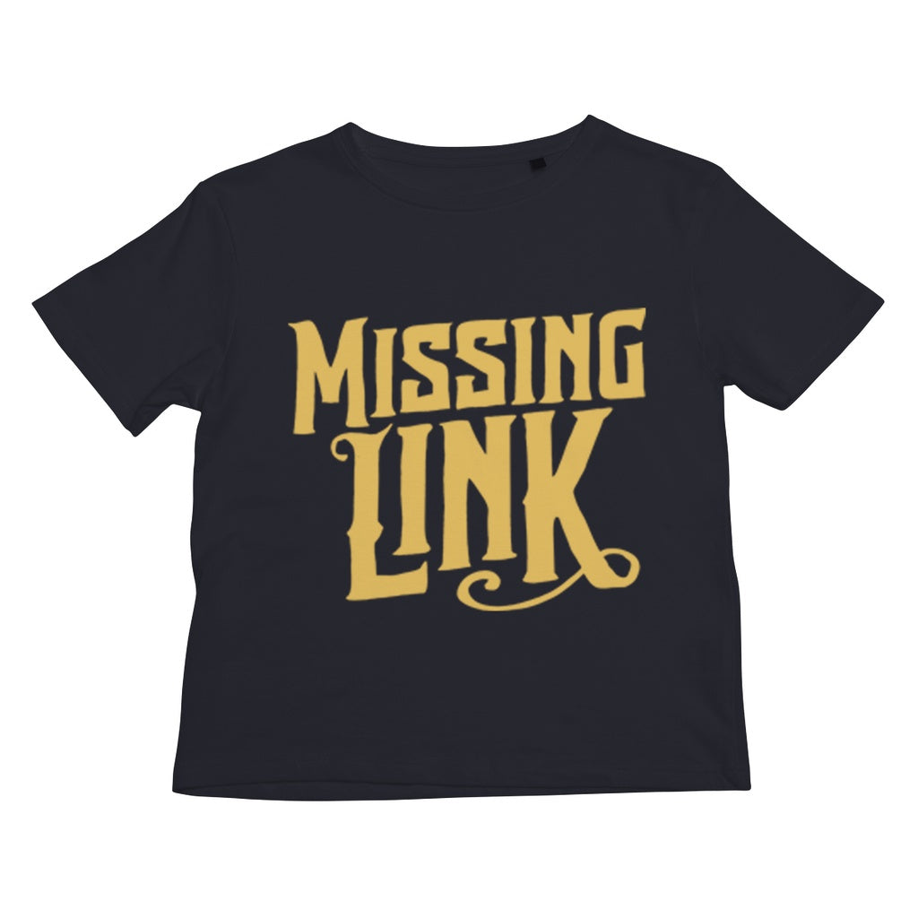 Missing Link Logo Standard Kid's T-Shirt