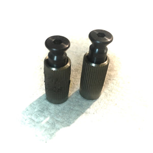 BRIDGE MOUNTING STUDS TITANIUM (PAIR)