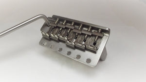 Titanium 6 Screw Bridge for Stratocaster®