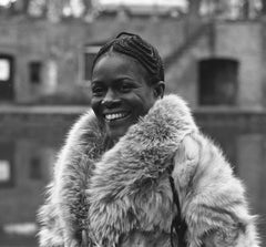 Cicely Tyson 1973 with ethnic African braided hair