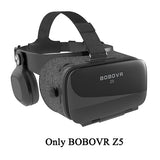 ORIGINAL BOBOVR Z5 - Facilidades do click