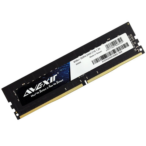 MEMORIA RAM DDR4 4GB/8GB/16GB - Facilidades do click