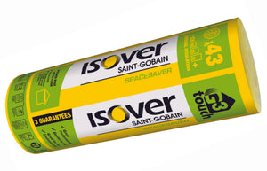 Isover G3 Touch Fibreglass Insulation 150mm 9.33M2