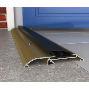 Exitex threshex sill 933mm gold