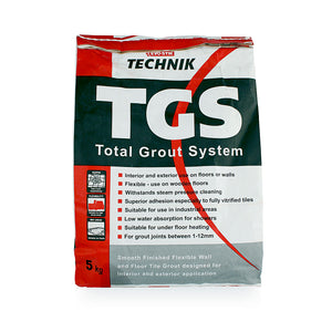 Technik TGS Grout 10kg Cream