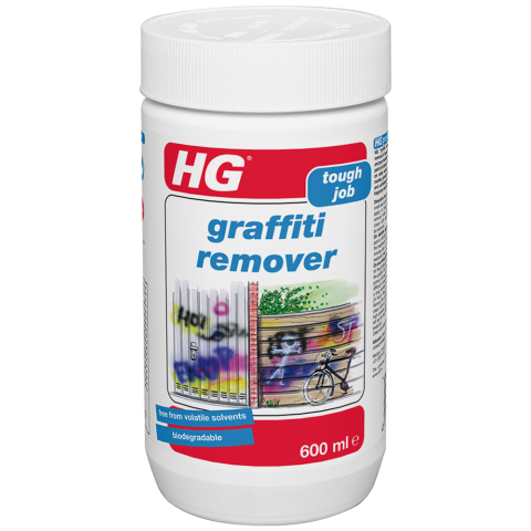 HG graffiti remover 600ml