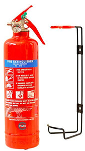 Fireblitz 1kg Dry Powder Fire Extinguisher
