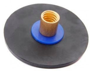 Rubber Plunger 4""