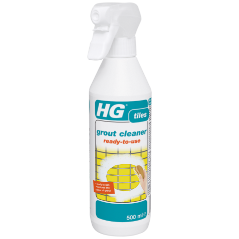 HG grout cleaner ready-to-use 500ml