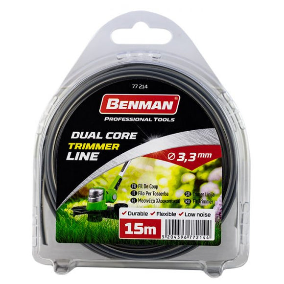 Benman Trimmer Line 3.3mm