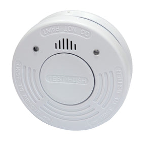 Grundig 10 Year Life Optical Smoke Alarm