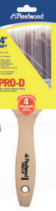 Fleetwood Pro D Paint Brush 2""