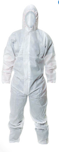 Disposable Overalls White