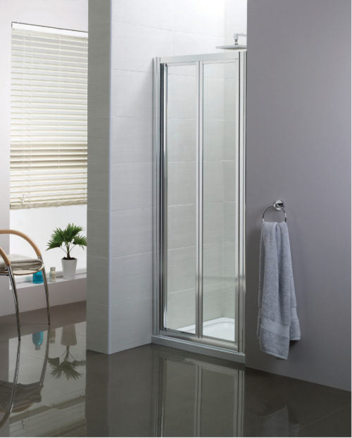 Niko Bifold Shower Door 800mm ADB8