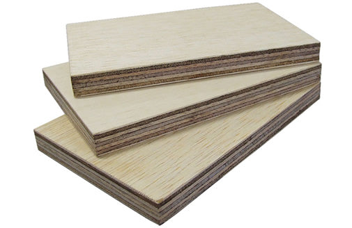 Plywood Brazilian Hardwood 18mm 8x4