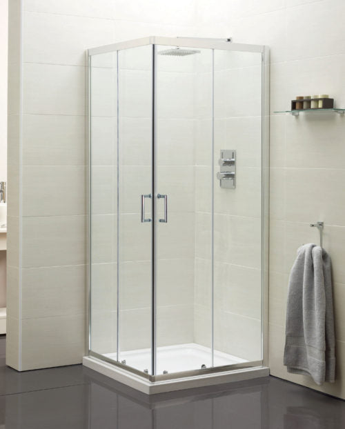 Niko Aqua 760 Corner Entry Shower Door