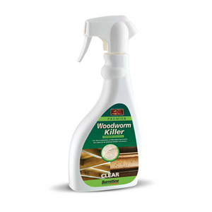 Barrettine Woodworm Killer Spray 500ml