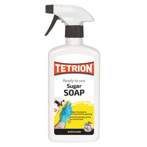 Tetrion Sugar Soap Spray 500ml
