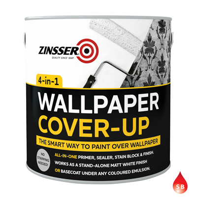 Zinsser Wallpaper Cover Up 2.5L