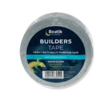 Bostik Builders Tape 50m
