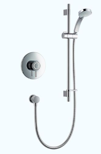 Mira Element BIV Shower Mixer
