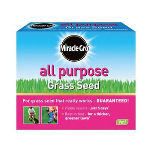 Miracle-Gro 7m2 Grass Seed  210g