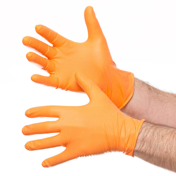Box (50)  Gripster Disposable Gloves (L)