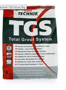 Technik TGS Grout 5kg Ivory / Antique White