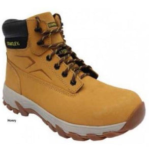Stanley Honey Tradesman Boots Size 10