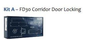 Arrone Fire Doras Door Corridor Locking Kit