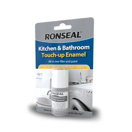 ronseal kitchen & bathroom enamel repair kit