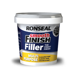 Ronseal Multi Purpose Ready Mixed Wall Filler 2.2kg