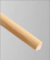 Quadrant W5 16mm x 16mm  2.4mt Whitewood
