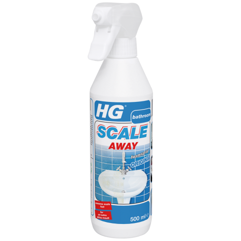 HG scale away foam spray 500ml