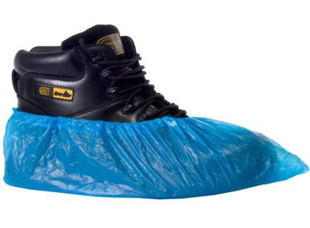 Blue Over Shoe Covers Pack 100