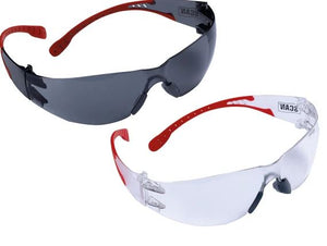 Flexi Safety Glasses Twin Pack