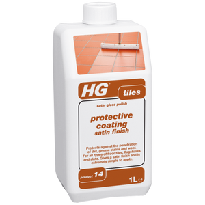 HG protective tile coating satin finish lt